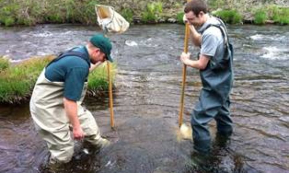 Water Quality Monitored by Pike County Conservation District