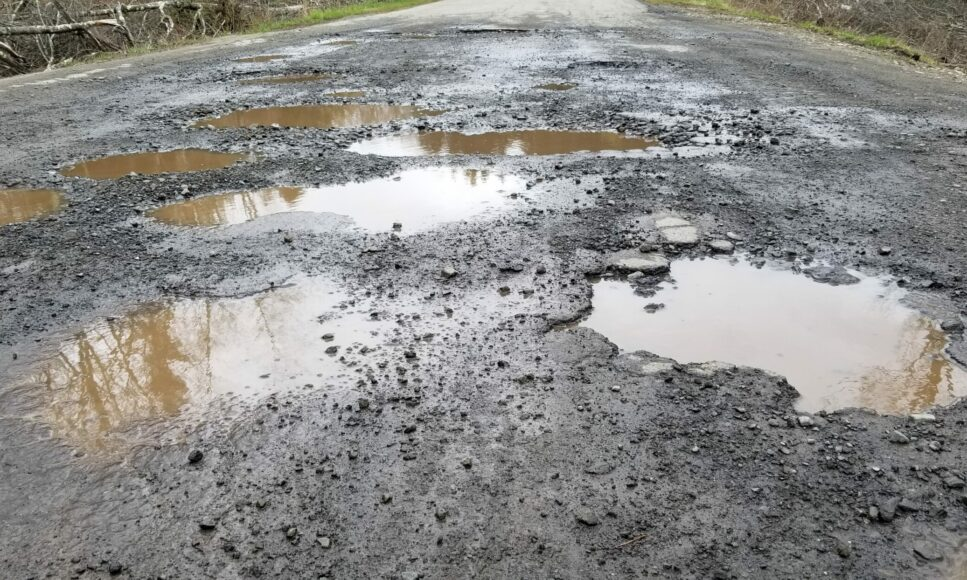 Road Maintenance Warning Signs