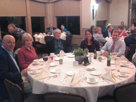 Photo of the Pike County Conservation District annual dinner.