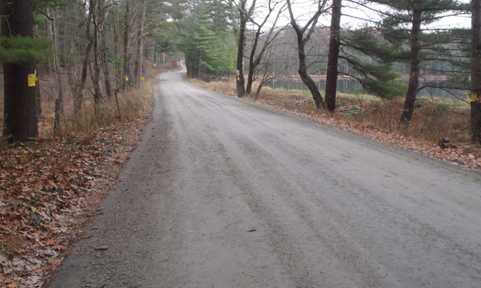 20 Years and Over $1 Million for Dirt, Gravel and Low Volume Road Projects