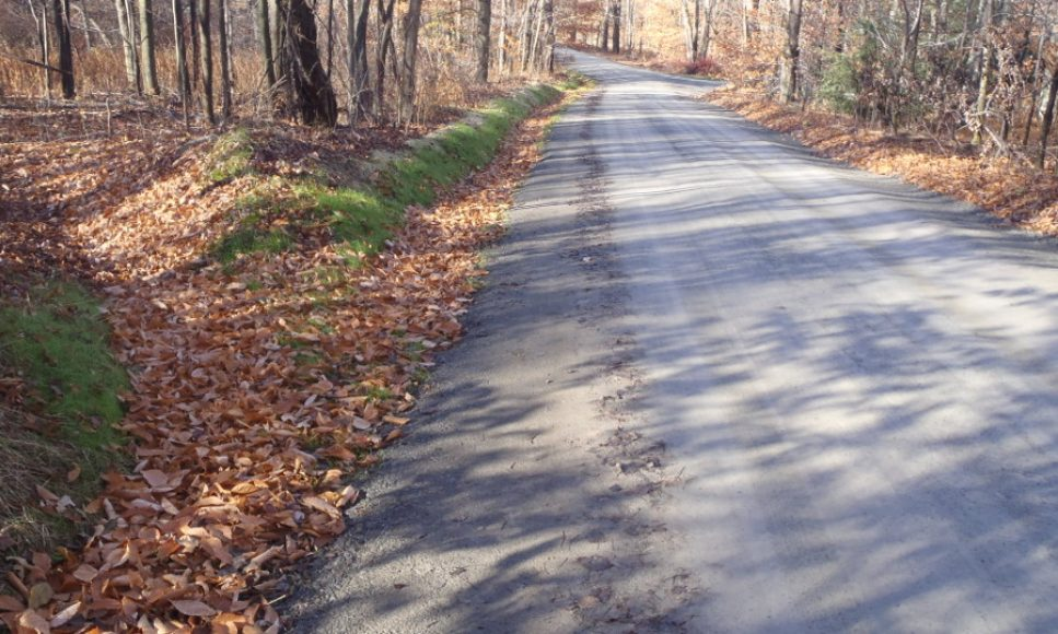 Applications for Dirt, Gravel and Low Volume Road Projects Due April 14