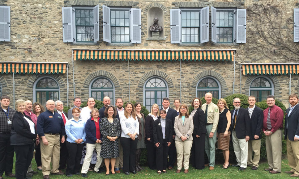 Pike/Wayne Conservation Partnership Legislative Breakfast Held at 