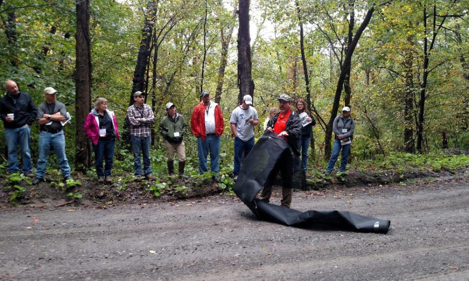 Education Reimbursement Grant for Dirt, Gravel, and Low Volume Roads Applicants