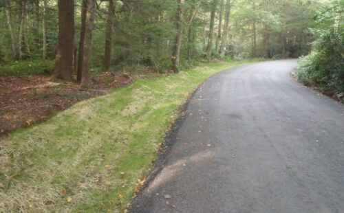 Old Greentown Road After photo