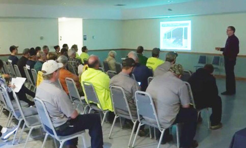 Workshop on Road Maintenance