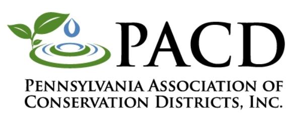 Pennsylvania Association of Conservation Distrcts logo