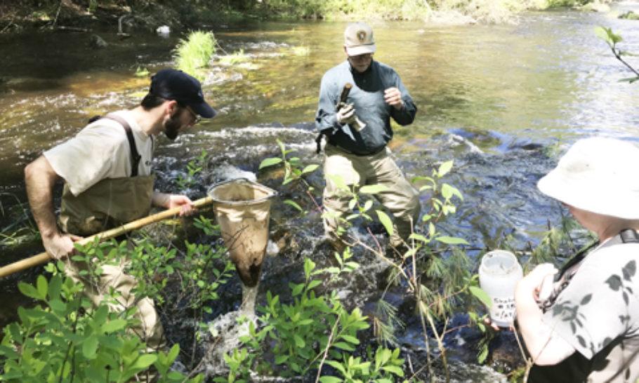 Surface Water Monitoring on Shohola Creek