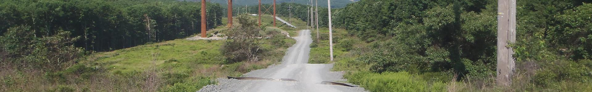 erosion - large scale