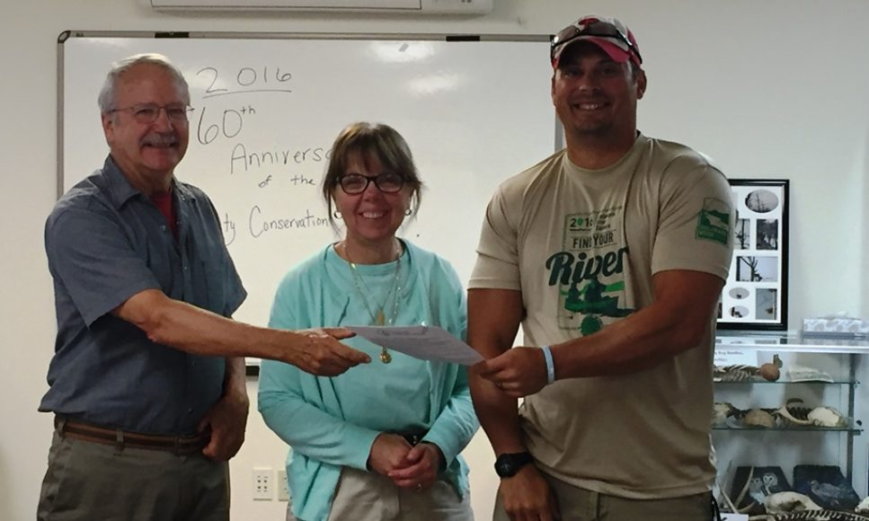 East Stroudsburg North High School Receives Environmental Education Grant from PCCD